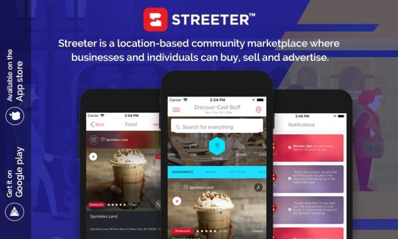 KONSTANT INFOSOLUTIONS - Location-based Marketplace App