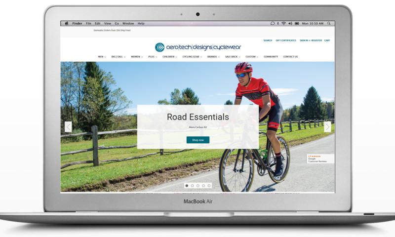 ioVista - Aerotec Designs Cycle wear