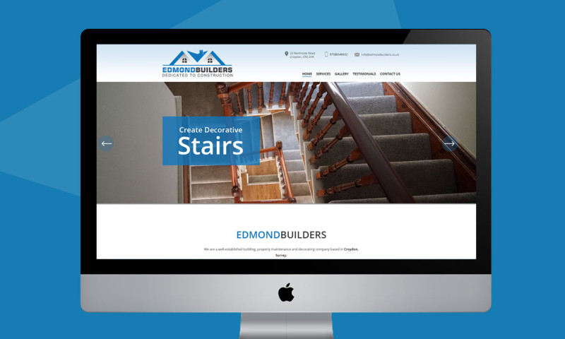 Webmoghuls - UK based Property Maintenance Company Website Design in WordPress