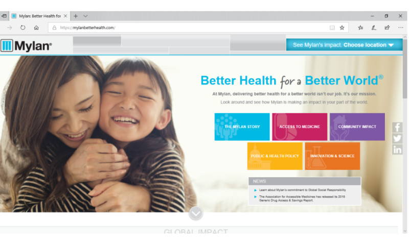 Asentech LLC - Mylan Better Health Wealth