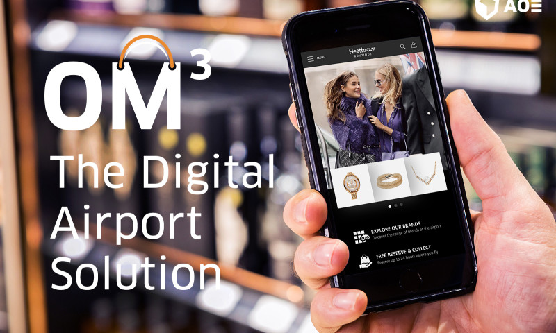 AOE - OM³ Omnichannel Commerce Platform