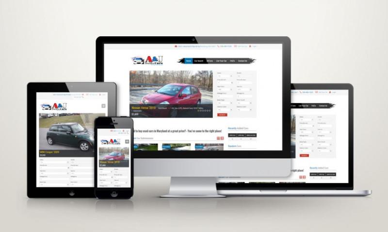 Xtreme Websites - A&J Sells Cars