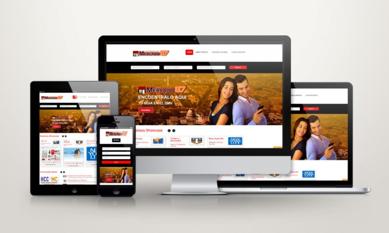 Xtreme Websites - Mercado 87
