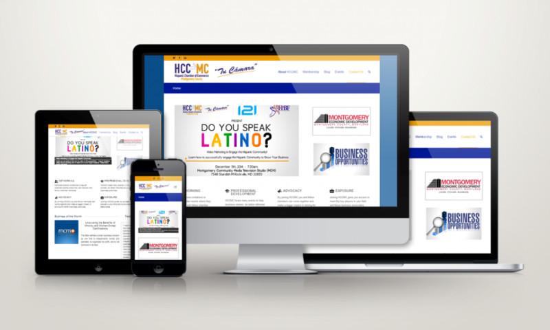 Xtreme Websites - Hispanic Chamber of Commerce (MC)