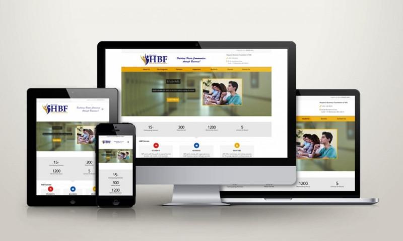 Xtreme Websites - Hispanic Business Foundation