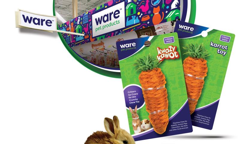Avenue 25 - Ware Pet Products (Rebrand)