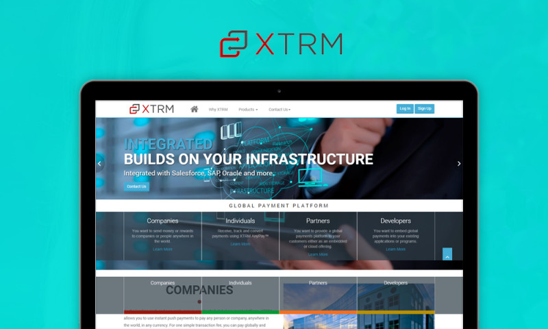 Dot Com Infoway - XTRM Sync - Web Development