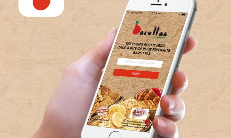 Dot Com Infoway - Barottas - iPhone App Development