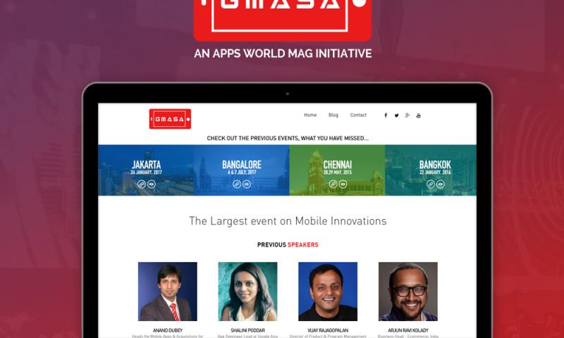 Dot Com Infoway - GMASA-Web Development