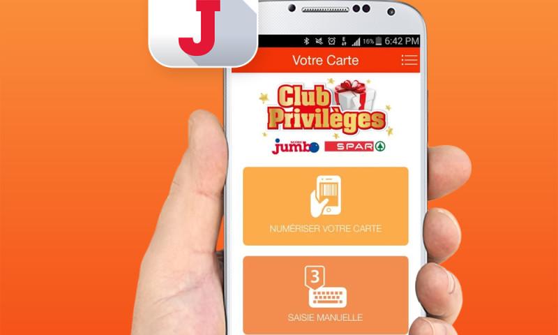 Dot Com Infoway - Club Jumbo Privileges-App Development
