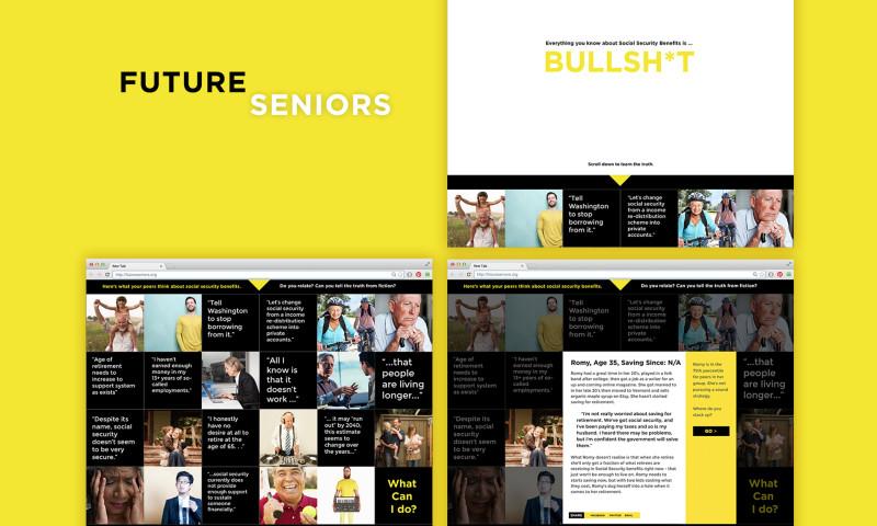 The UX Designers - Future Seniors