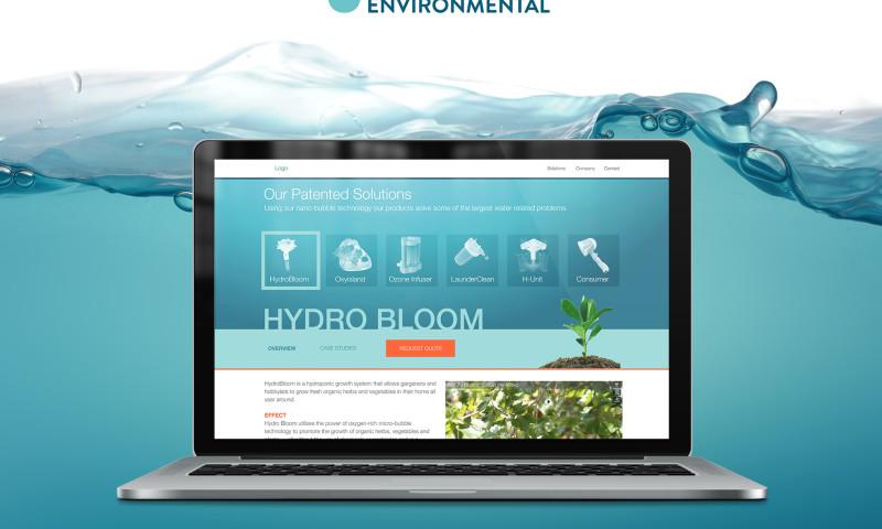 The UX Designers - Blue Plant Website