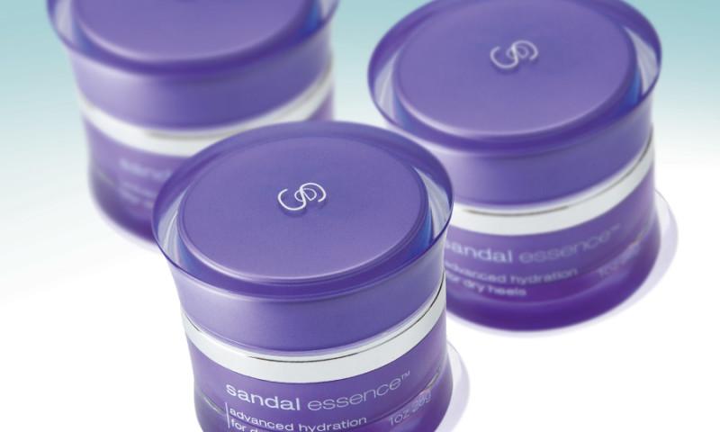 Lien Design - Sandal Essence packaging design