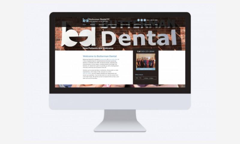 Dentist Identity - Butterman Dental PC