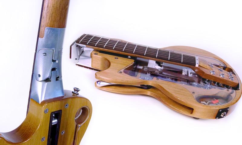DELVE - The Ascender travel guitar