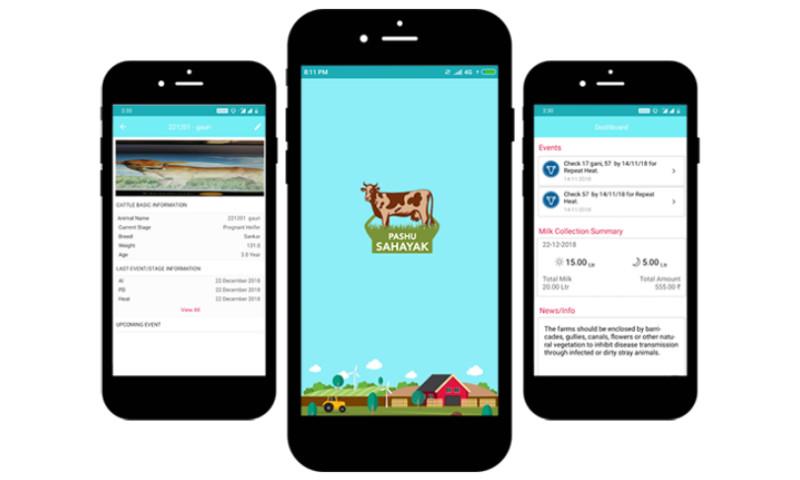 Prompt Softech - Pashu Sahayak App