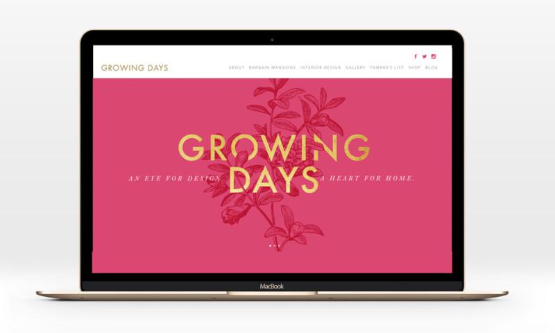 Novella Brandhouse - Growing Days