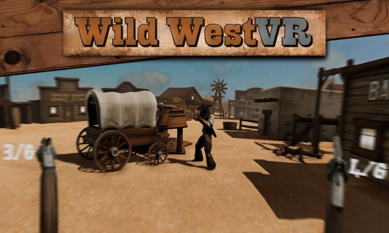 VironIT - Wild West VR