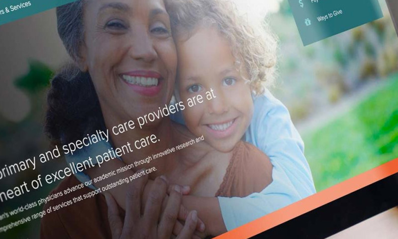 Consensus Interactive - LifeSpan Health Systems Website Redesign
