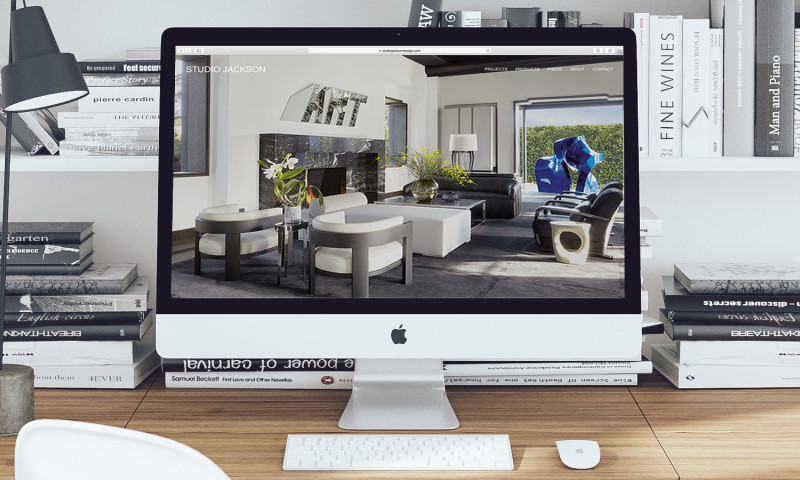 Atomic Studio - Ryan Jackson Home