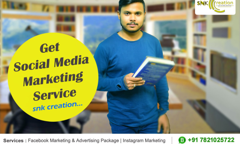 SNK Creation - Social Media Marketing Services