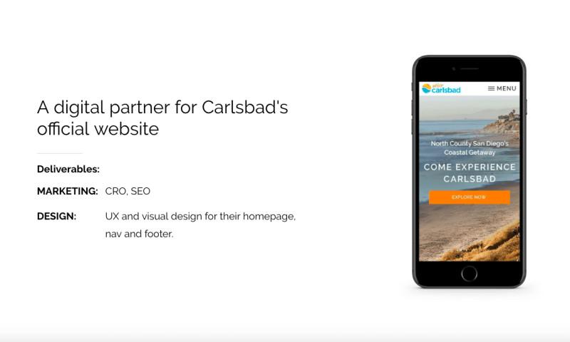 Elevated Internet Marketing - Visit Carlsbad
