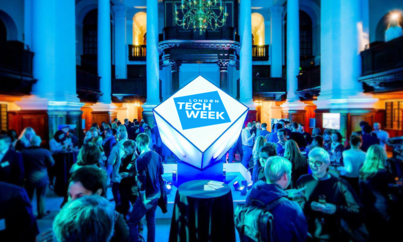 Nalla Design - London Tech Week