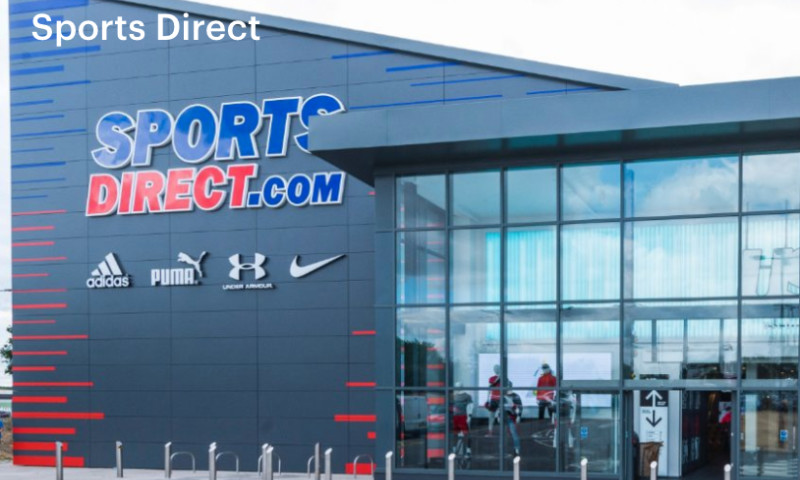 The One Off - Sports Direct