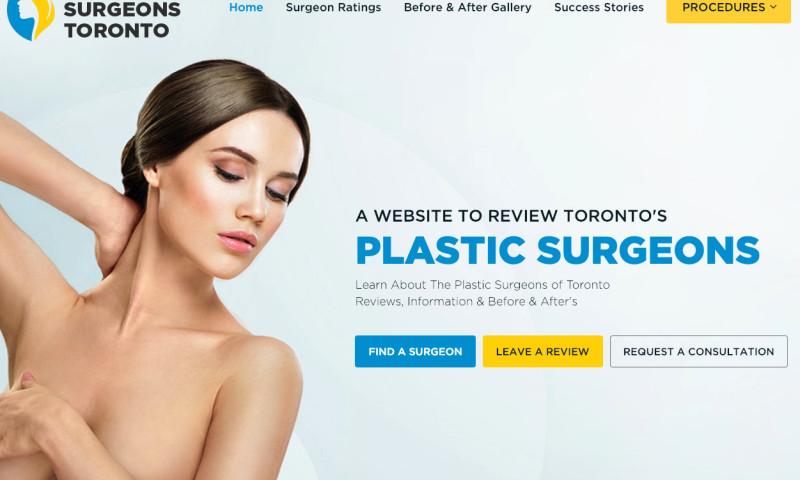 Consultus Digital - Plastic Surgeons Toronto
