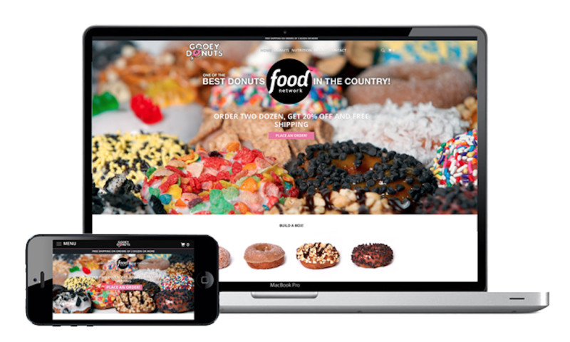 The AD Agency - Gooey Donuts