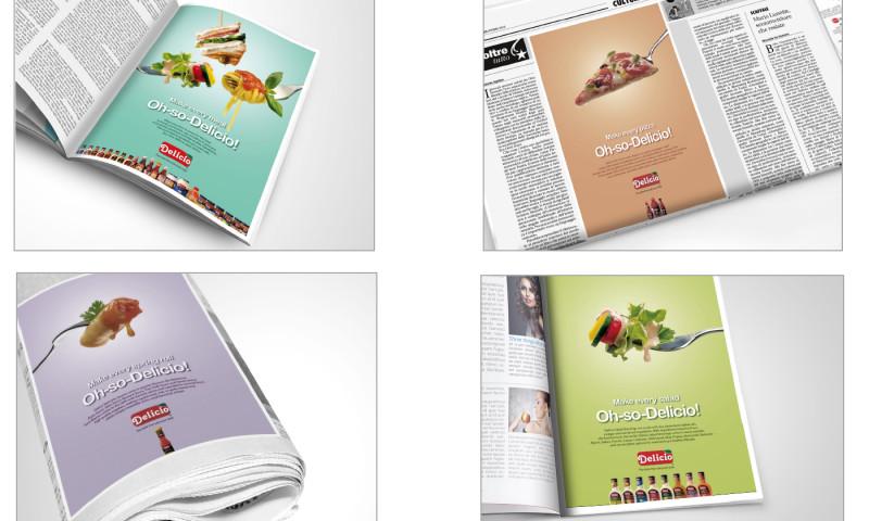 Venturecom - Delicio Food Products
