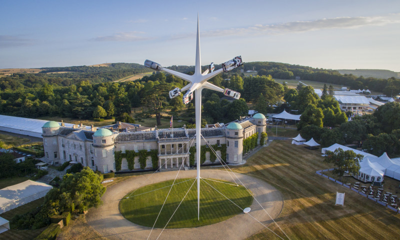 Crate47 - Goodwood Festival of Speed