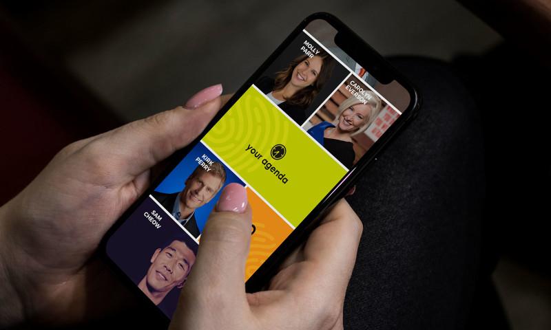 Leverage - Purina Digital Summit App