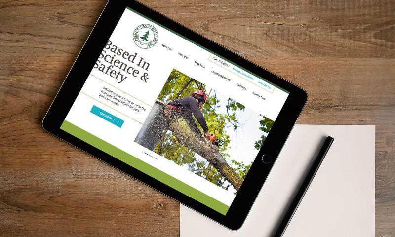 Leverage - Metropolitan Forestry Services