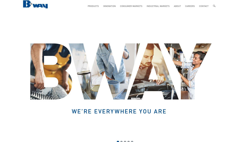 The Simons Group - BWAY | Branding | Digital | Print