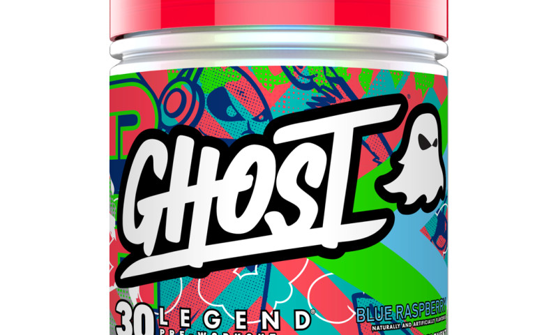 Super Top Secret - Ghost