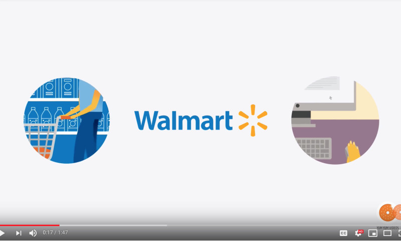 Yum Yum Videos - Wallmart Animated Product Video