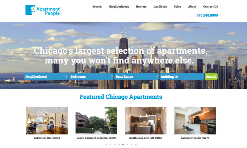 Part Three - Apartment People