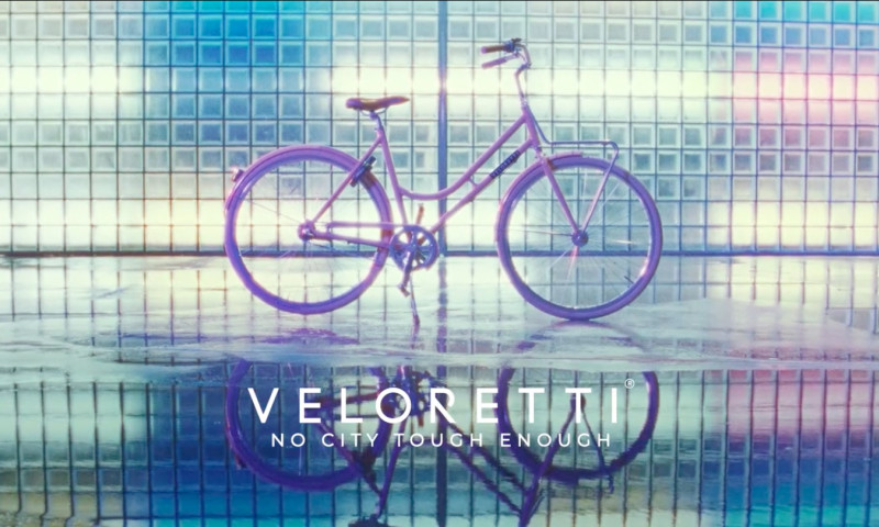 Lemon Scented Tea - Veloretti - An Amsterdam Bicycle Story