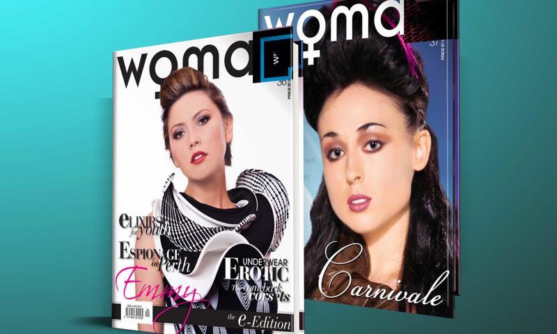 RGB Brazil Comunicação - PerthWoman Magazine