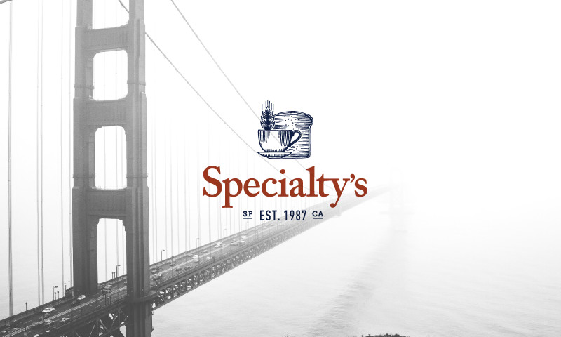 Creative Retail Packaging - Specialty's Cafe & Bakery