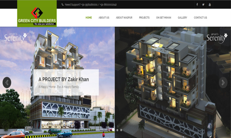 Antsglobe Technologies - Greencity Builders