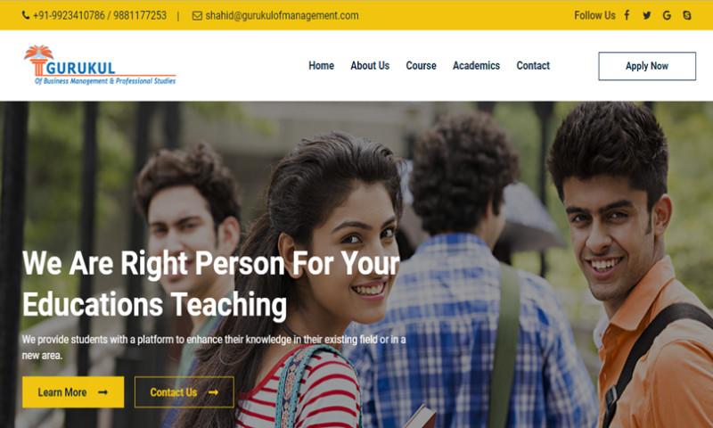 Antsglobe Technologies - GURUKUL of Business Management & Professional Studies