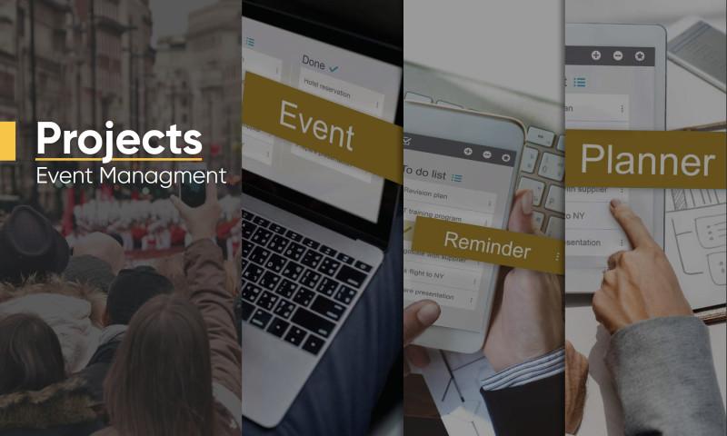 Enlightors - Social Media Event Management