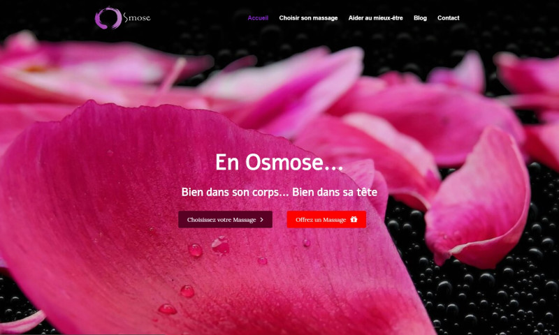 In-sphere - Osmose Massage