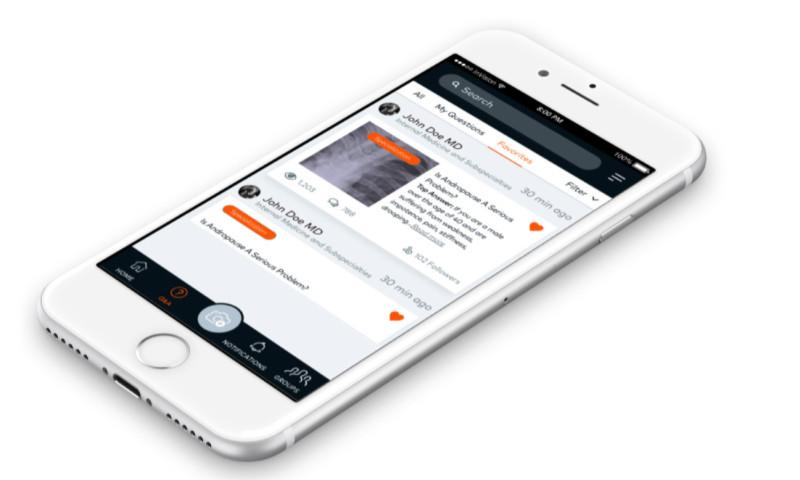 Digital Authority Partners - Social app for physicians