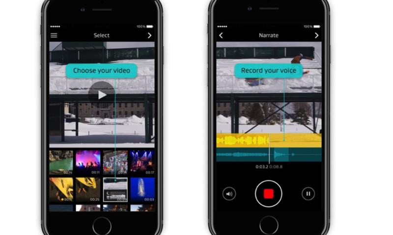 Digital Authority Partners - Audio / video editing app