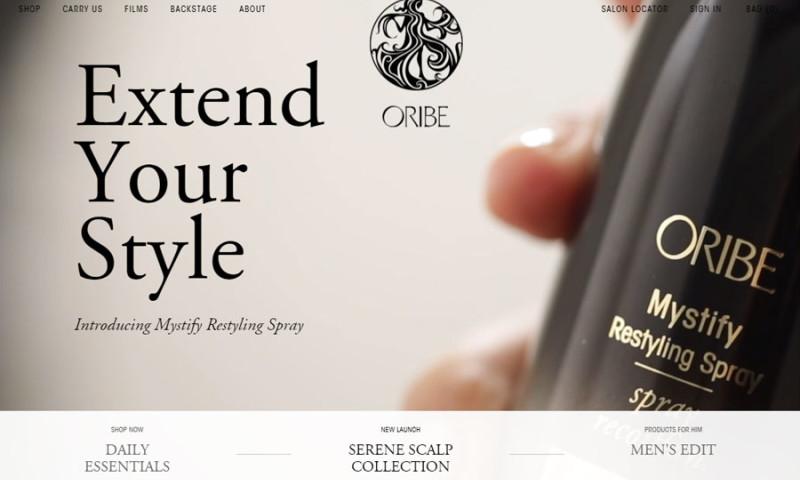 Absolute Web - Oribe