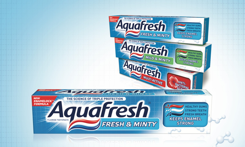 Slice Design - Aquafresh