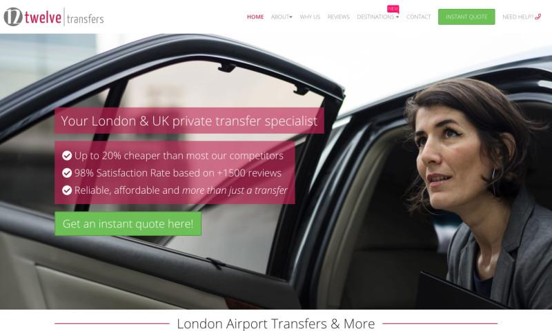 Web Ventures - Twelve Transfers